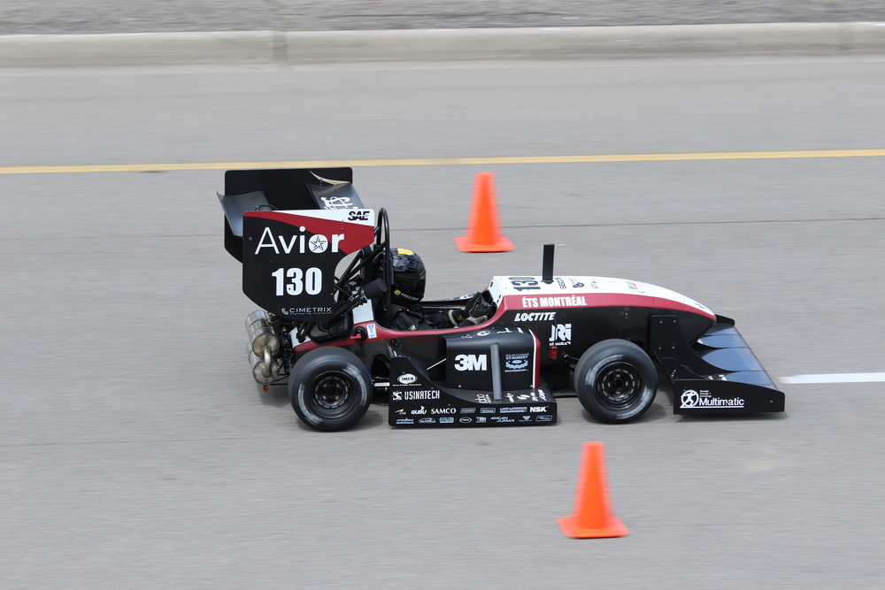 FSAE Michigan 2016