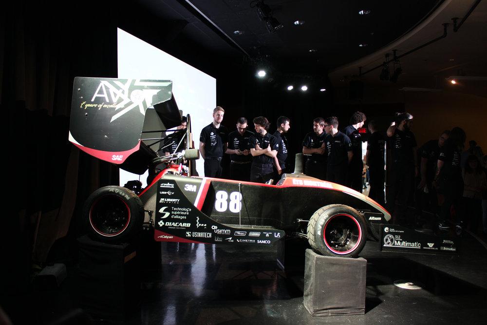 APEX Unveiling (2017)