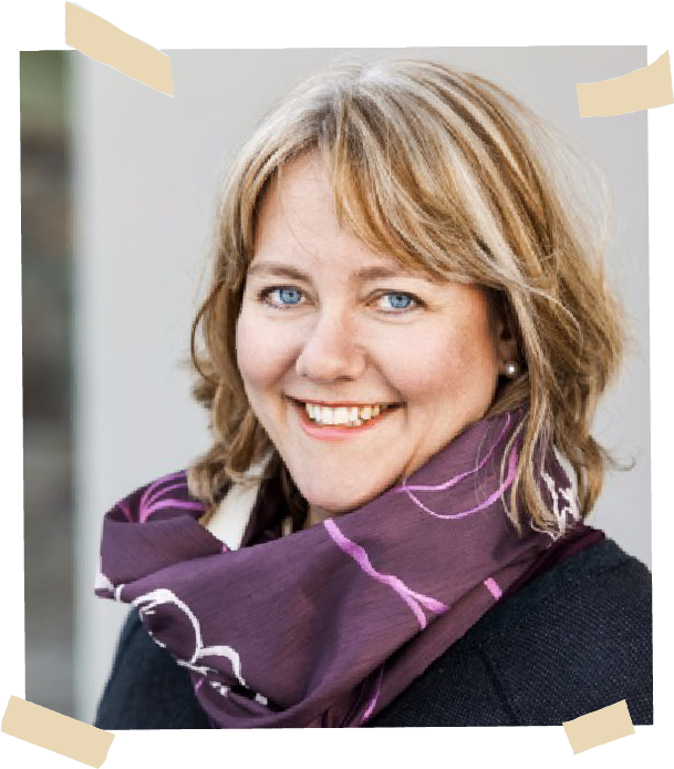 Angela Buxhofer, Präsidentin 'Arosa Kultur'.