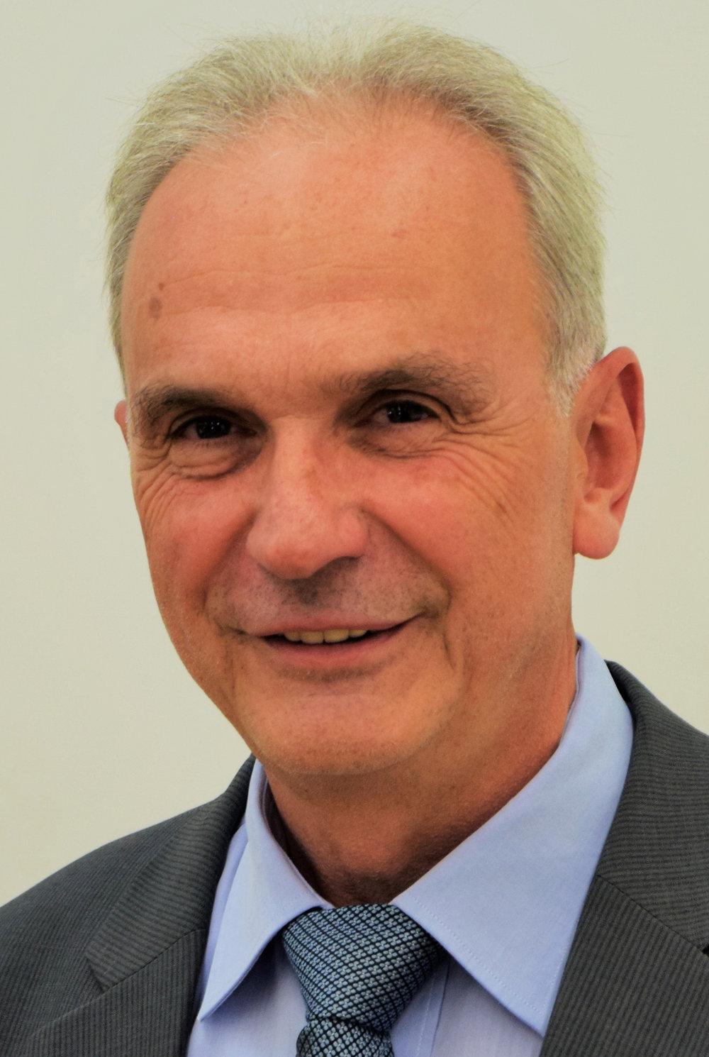 Aurelio Casanova ist Gemeindepräsident von Ilanz.
