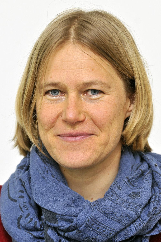 Ursina Trautmann ist freie Journalistin und Schriftstellerin.  Bild: Peter de Jong