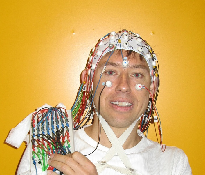 Scientists use electroencephalography (EEG) to record brain waves and diagnose sleep, neurological and psychiatric disorders.