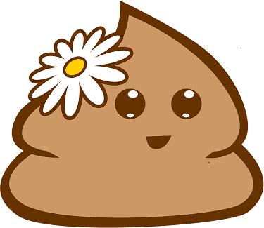 Why is poop brown?