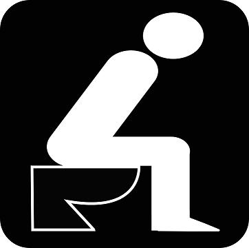 Diarrhea can cause green poop