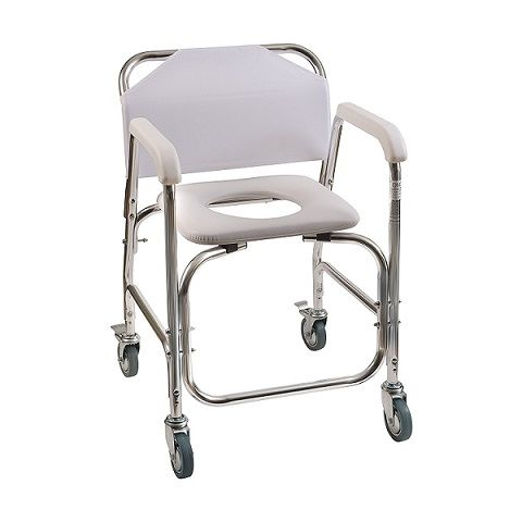 Duro-Med-shower-wheelchair