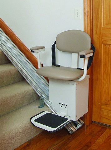 Lovely Harmaru0027s SL350AC Stairlift  Best Electric Chair Lift For Stairs