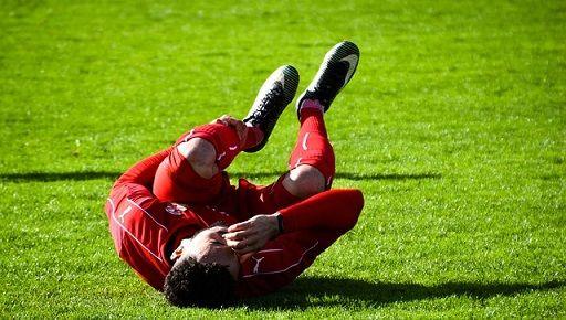 hamstring injury back of knee pain