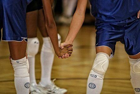volleyball knee brace