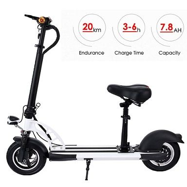 Dongchuan Electric Scooter With Seat For Adults.jpg