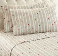 Thermee Micro Flannel Shavel Home Products Sheet Set, Birch,.PNG