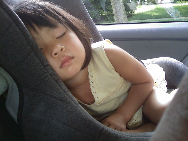 napping child