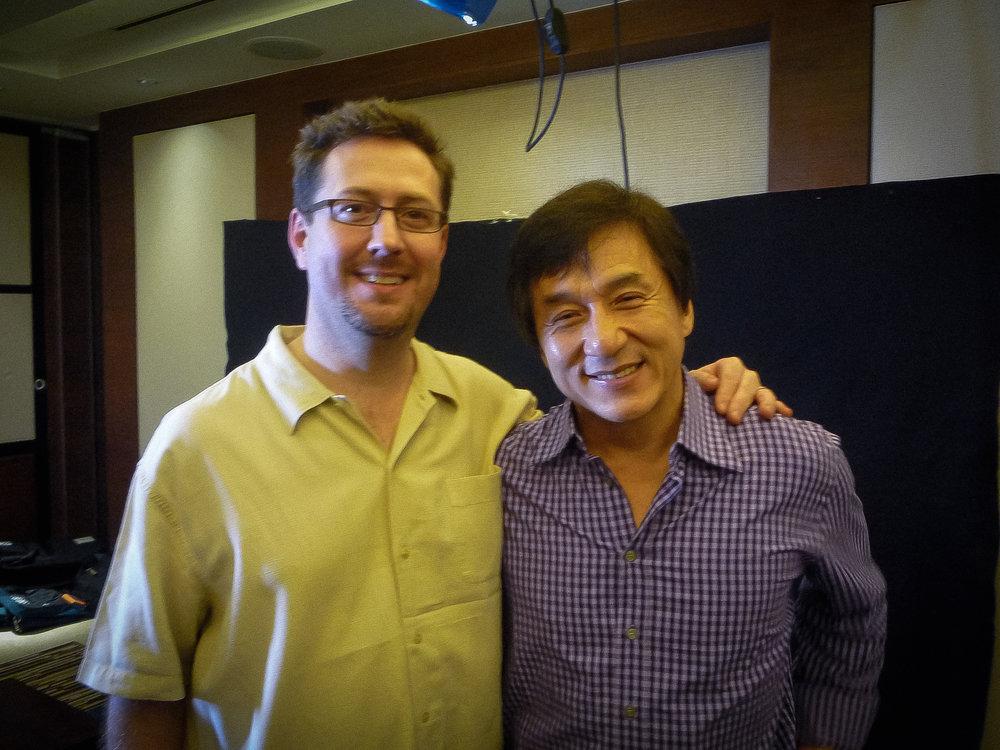 Patrick Heaphy and Jackie Chan.jpg