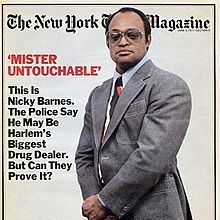 Mr. Untouchable - Tuesday, April 18th, 6:30pmQ&A with Joseph 'Jazz' Hayden (former Nicky Barnes associate, Mr. Untouchable subject).