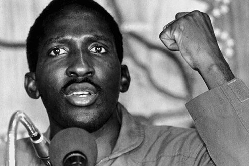 Captain Thomas Sankara - Saturday, May 20th, 8:30pm(NY Premiere) Christophe Cupelin, Switzerland, 2015, 90 min.
