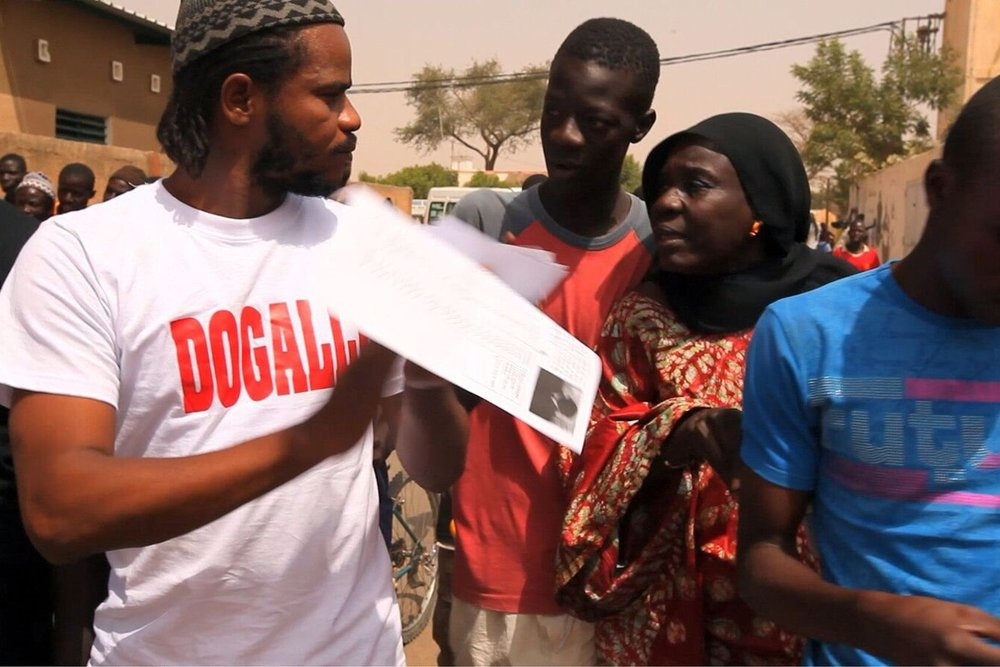The Revolution Won't Be Televised - Sunday May 21st, 7:30pmRama Thiaw, Senegal, 2016, 110 min
