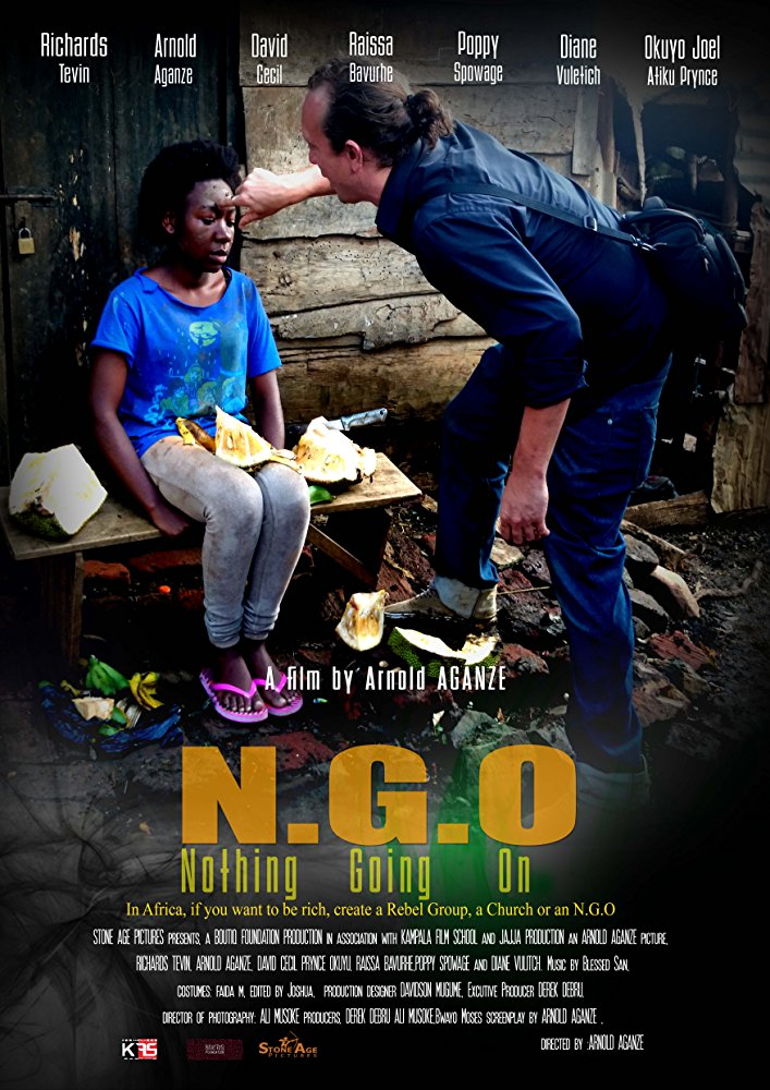 Saturday 10/21 | 7:30pm - N.G.O. (Nothing Going On) Arnold Ganze, 2017, 83 min