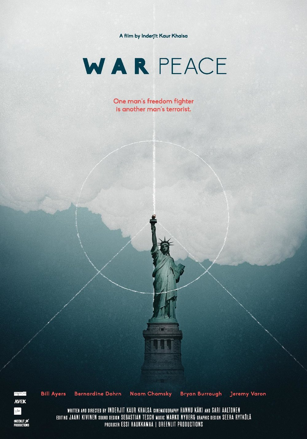 War / Peace  - October 27th-29th