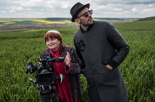 Faces Places  - 7:30pm, November 9th 2017Preceded by a video introduction from Agnès Varda.Followed by a cocktail reception.
