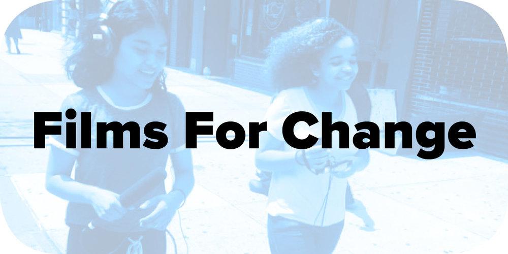 films for change