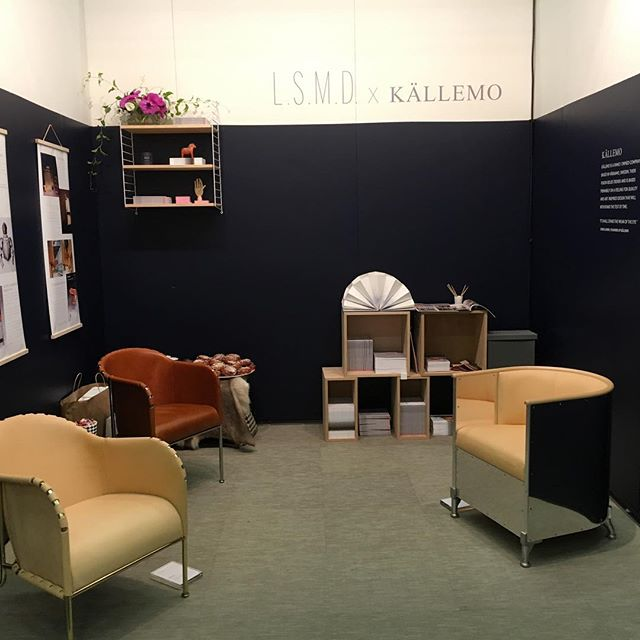 Please join us at the @addesignshow today! We look forward to sharing the #matstheselius collection from @collection_kallemo with you. @lsmdnyc