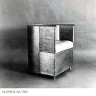 The original Aluminium chair by Mats Theselius. #matstheselius#Källemo #källemo #lsmdnyc #lsmd #contemporaryfurniture  #addesignshow #adds @addesignshow