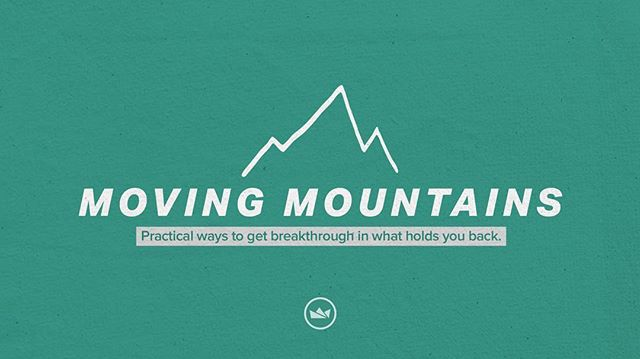 Get ready for the kickoff of a very important series this Sunday at @cotktexas! . . Excited to see mountains move and lives transformed. . Don't miss it! . . . #churchseries #sunday #churchoftheking #believebig #churchplanting #sermon #sermonseries #doitagain #movemountains