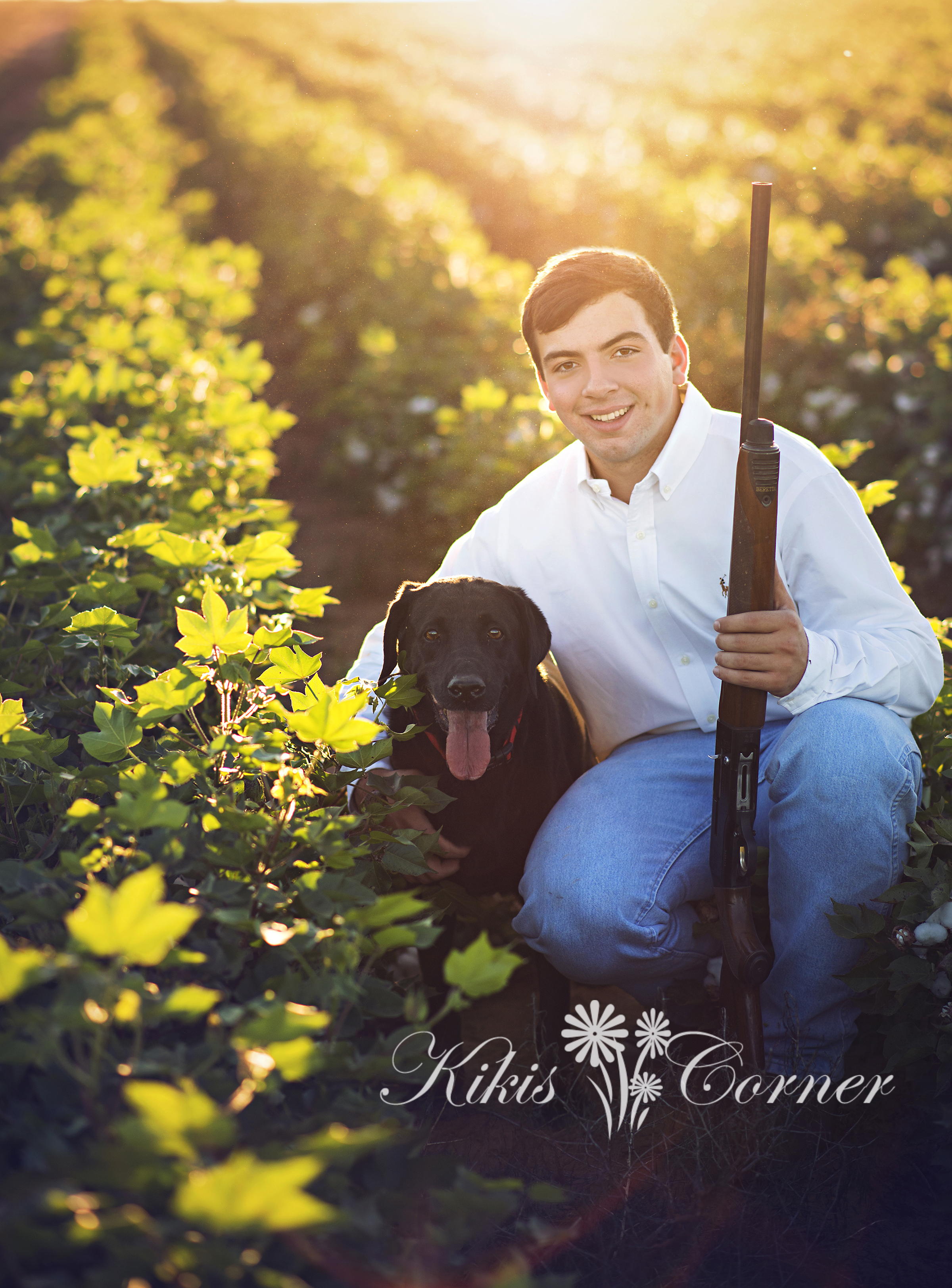 Midland Trinity Senior, field images, labrador retriever