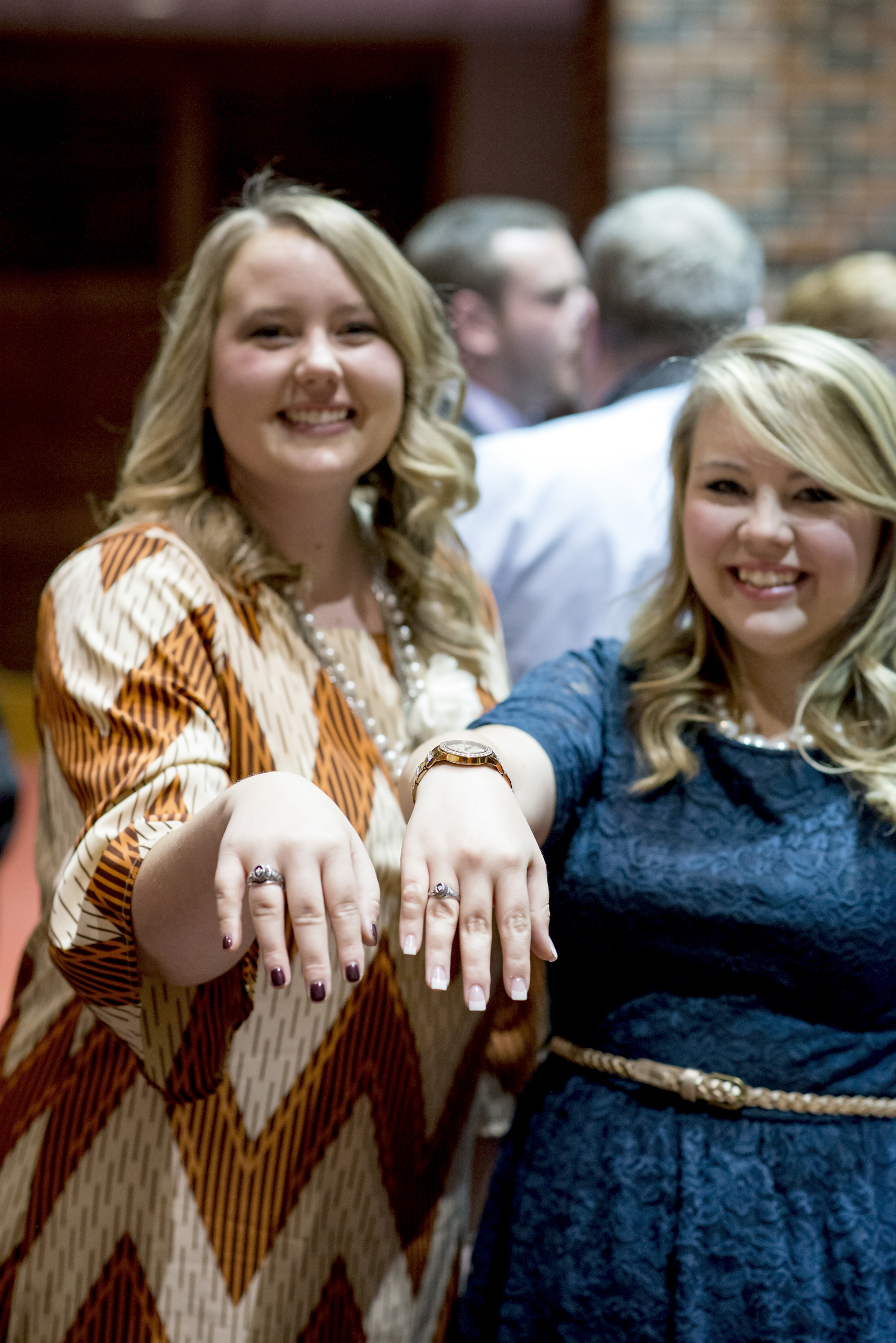 ring ceremony, college ring ceremony