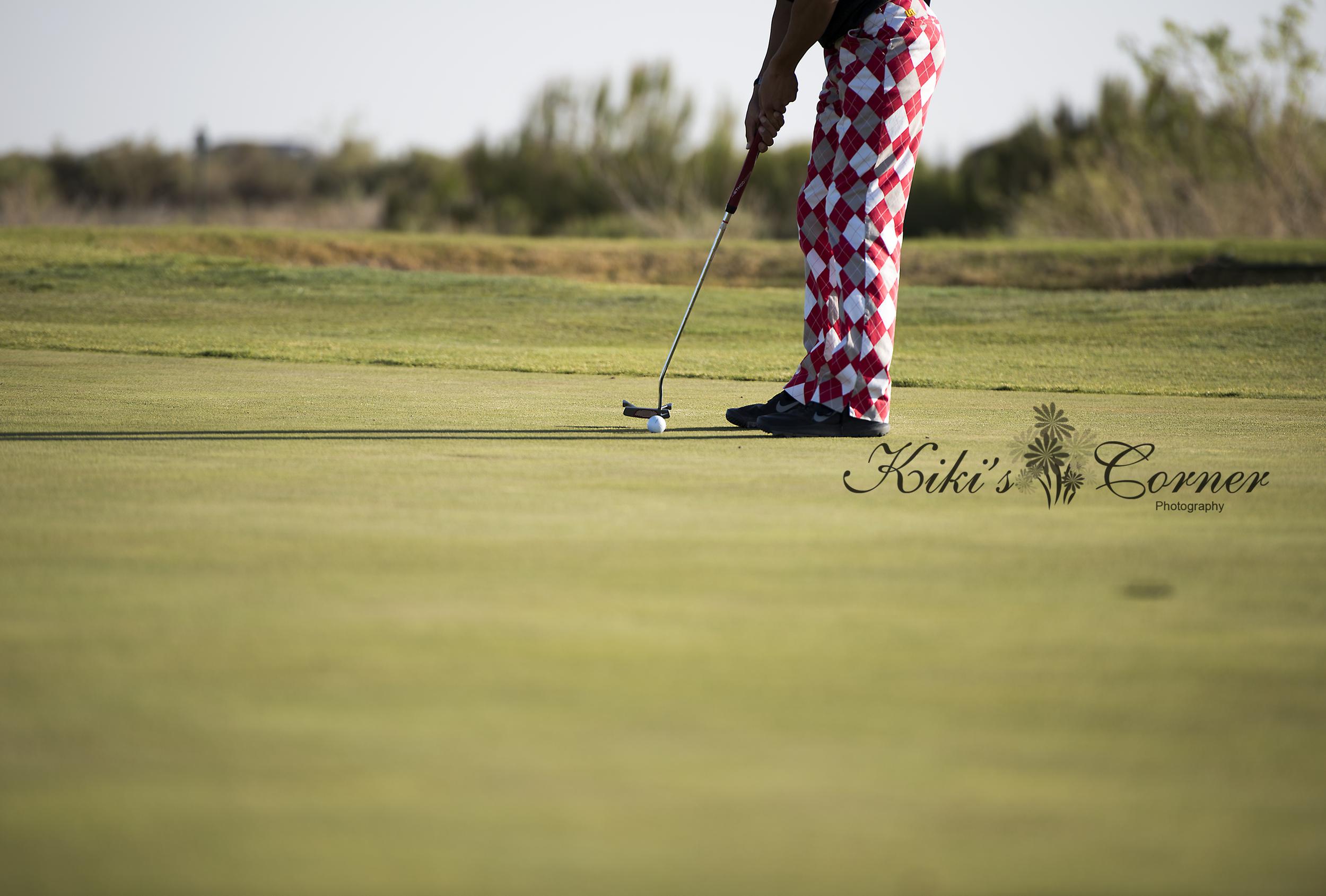 golfing, sand trap, golfer,