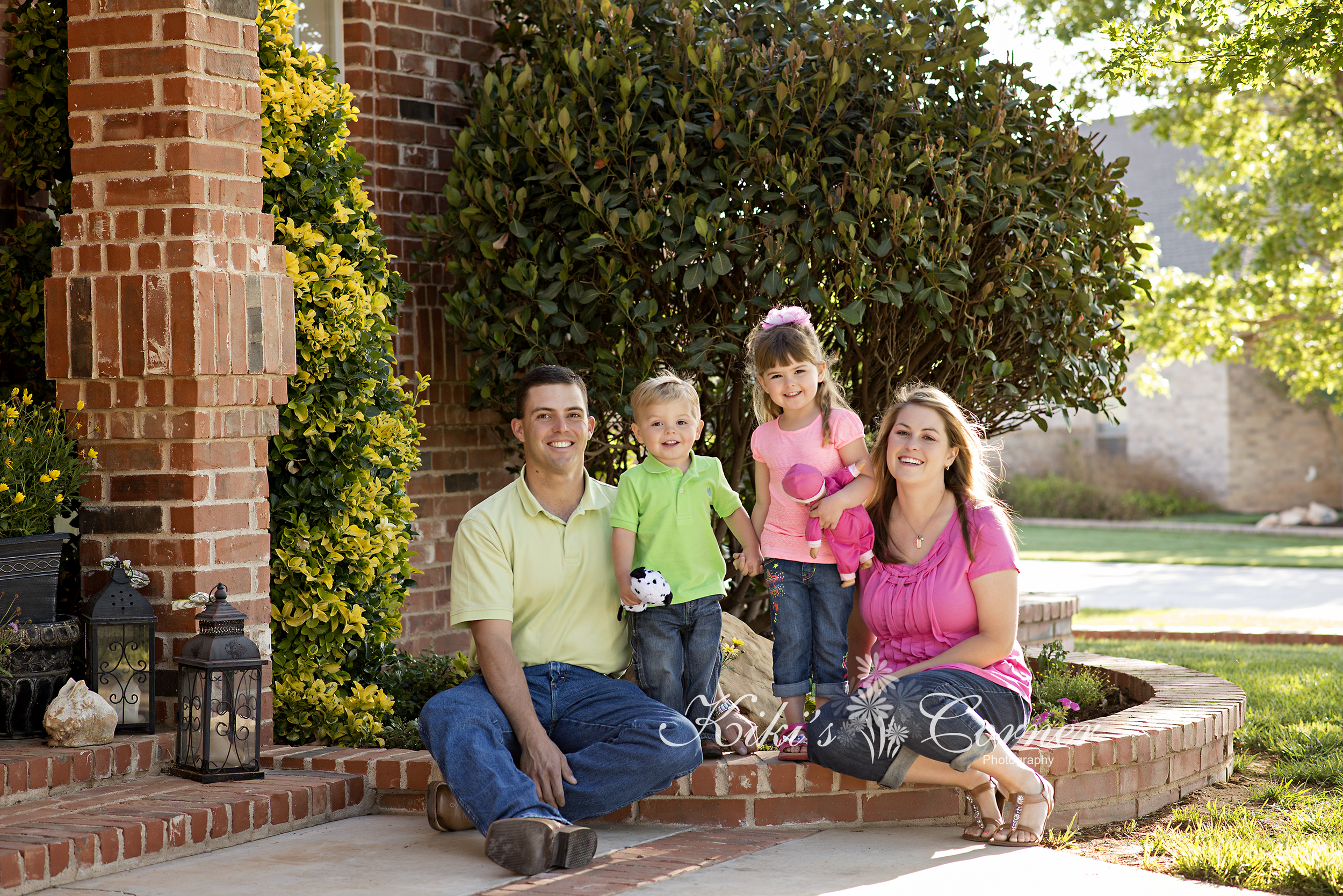 Stanton, Texas family photography