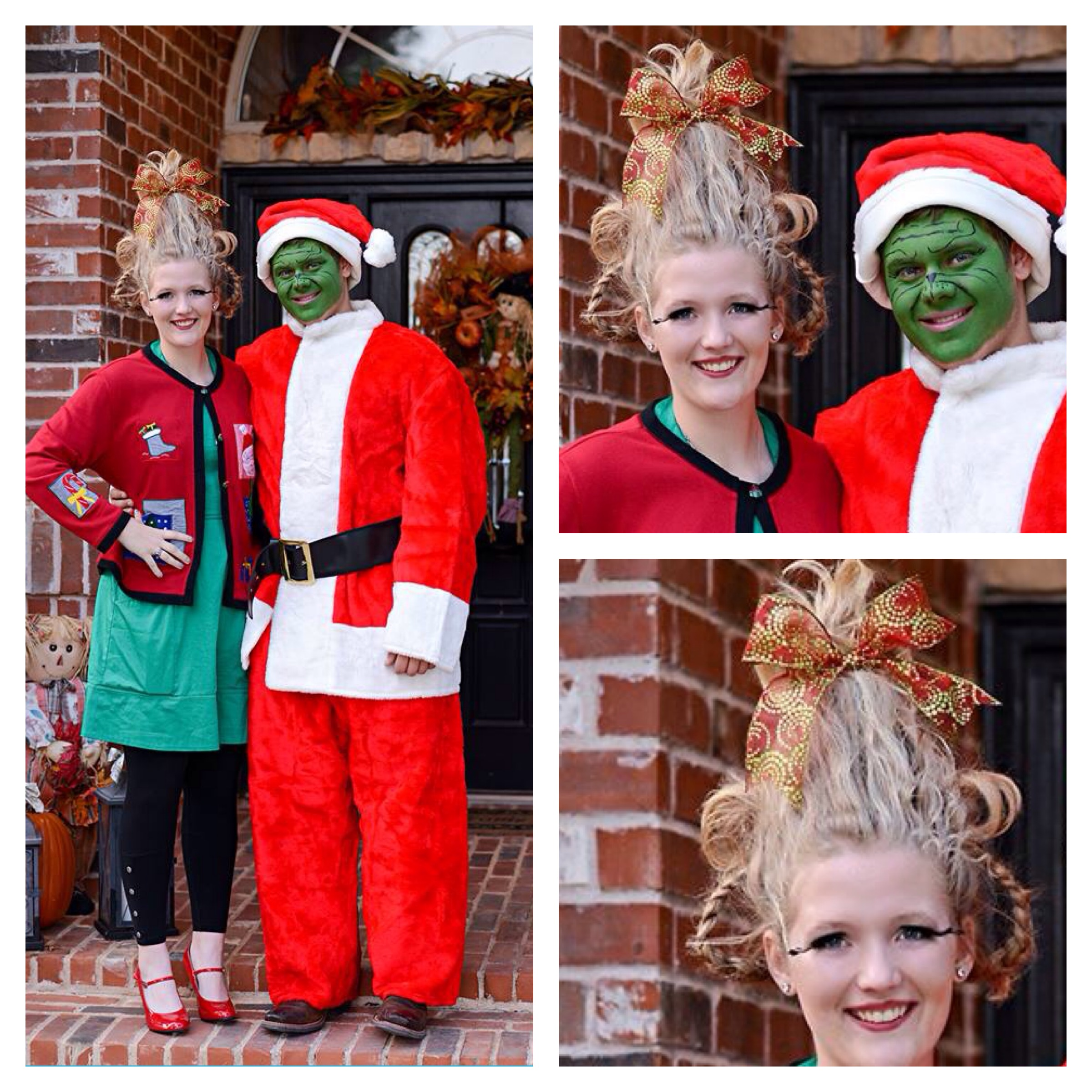 cindy lou who and her grinch
