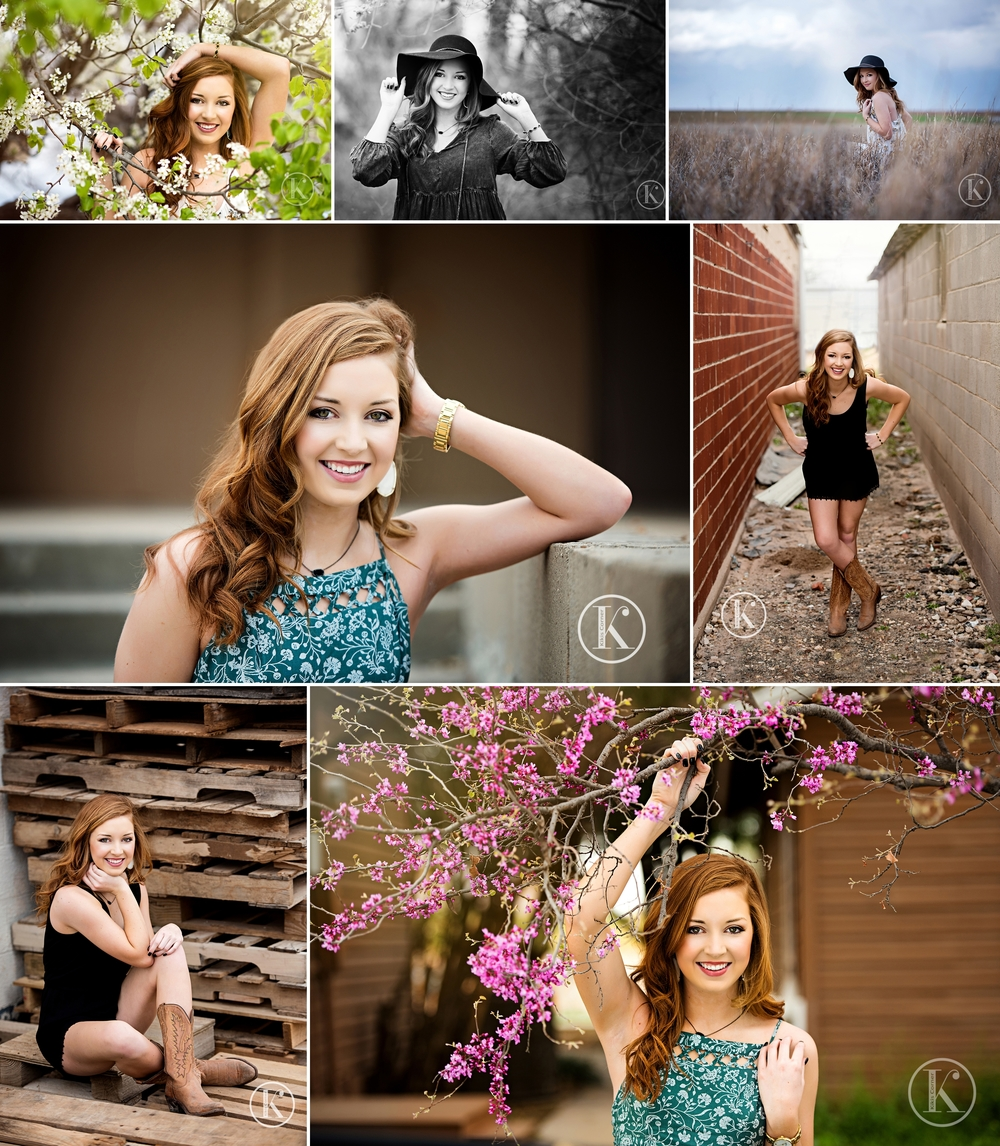 Regan Midland Lee Senior Photographer