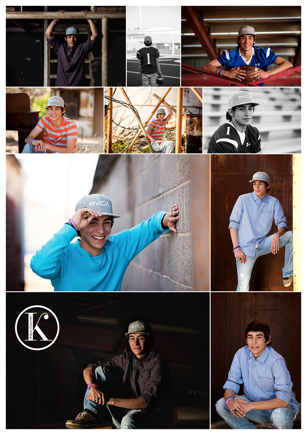 Bryson, it was a joy to capture your senior images! I hope you enjoy them as much as I enjoyed taking them!