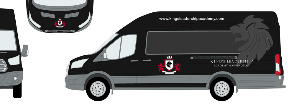 vehicle livery design