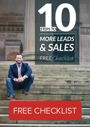 10 steps to more leads and sales with digital marketing. Download the free checklist.