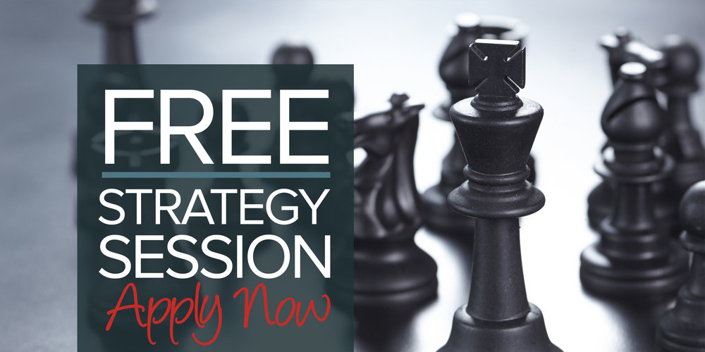 Book a free marketing strategy session