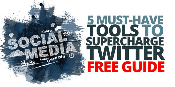 Twitter tools guide
