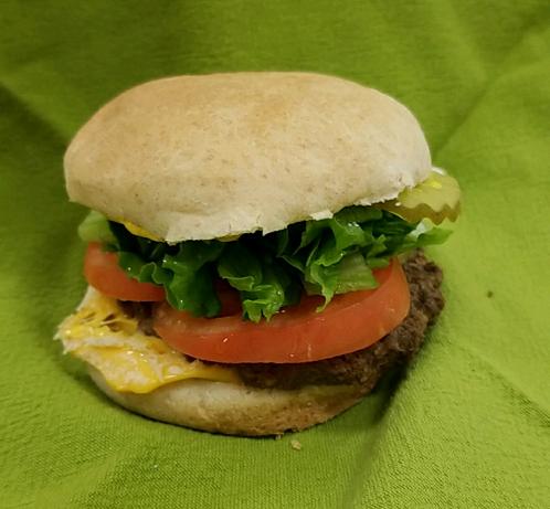 Cheeseburger @ FJH