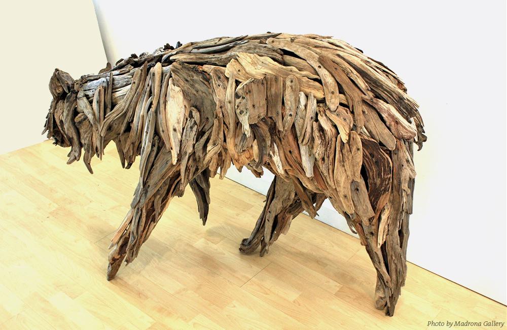 Black bear by Guthrie Gloag