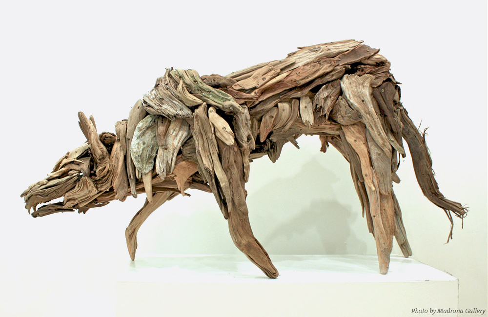 Wolf, by Guthrie Gloag