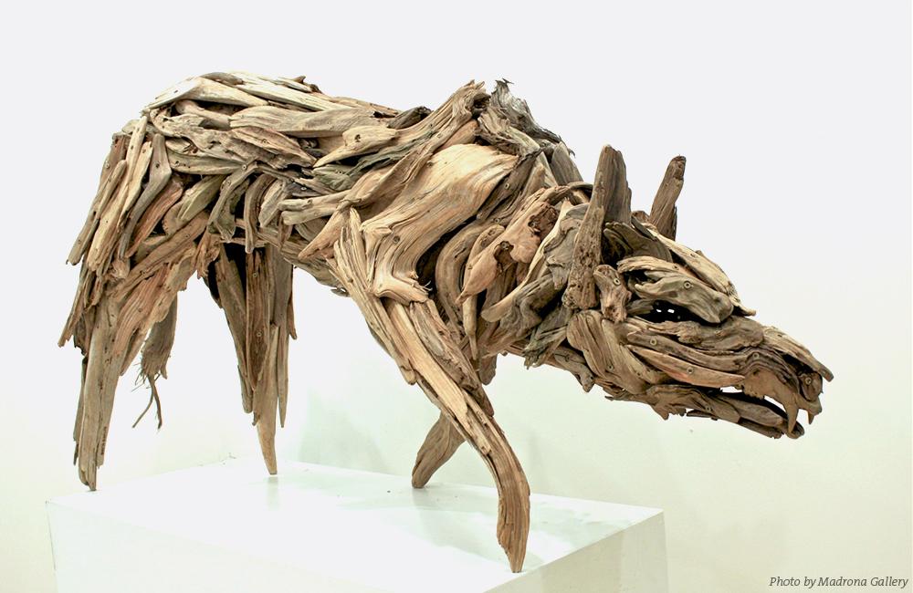 Wolf by Guthrie Gloag
