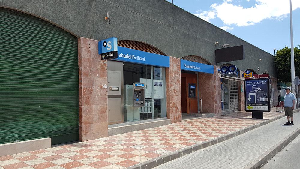Bank i Gran Alacant