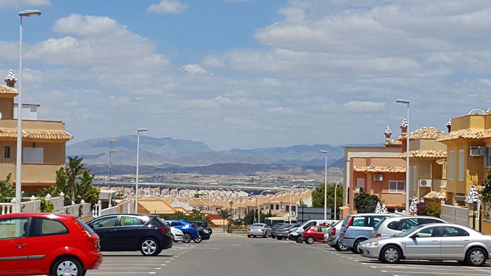Parkeringspladsen