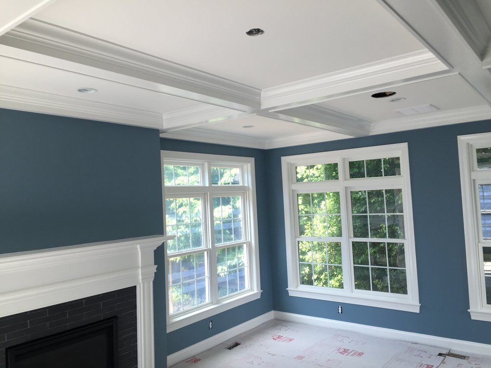 Coffered Ceiling