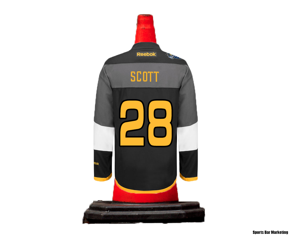 John Scott 2016 NHL All-Star
