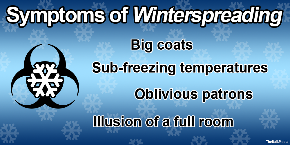 Do your customers have the symptoms of winterspreading?