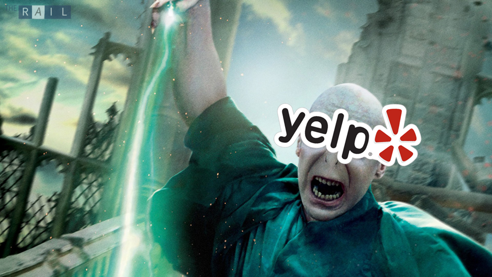 Yelp is Voldemort