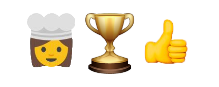 Women chef emoji proposed by Google
