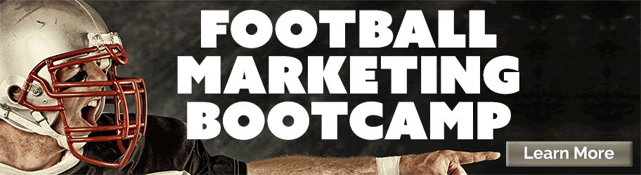 Football Marketing Bootcamp for restaurant operators and managers