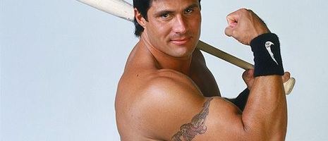 Jose Canseco was juicing like whoa